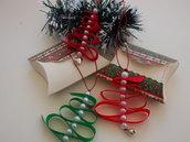 Decorazioni per albero di Natale come regalo