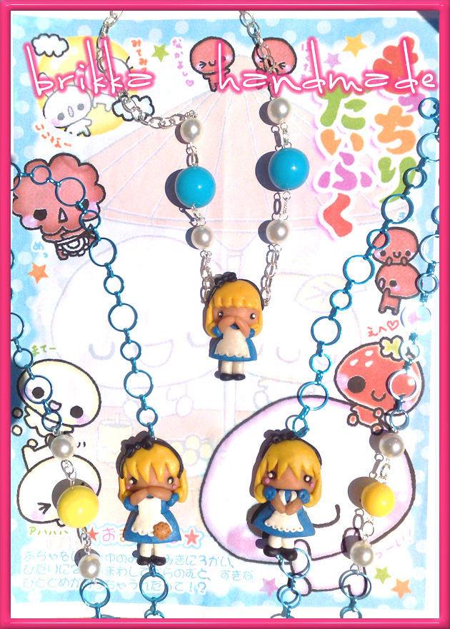Collane Alice in Wonderland