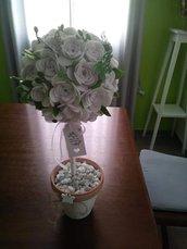 Alberelli con fiori