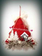 Alberello di Natale Pannolenci