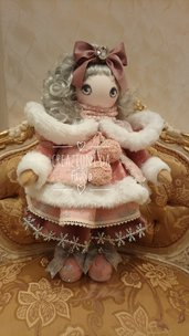 Bambola Alice rosa
