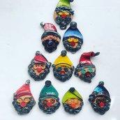 Santa Claus Ceramica