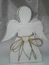 ANGELO IN LEGNO NATALE