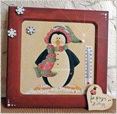 Neve, Pinguino termometro