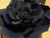 Fiore gigante in carta