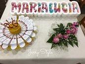 Coni scatoline portaconfetti porta caramelle personalizzate confetta compleanno 18 anni matrimonio Laura nascita battesimo torta di scatoline