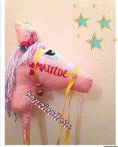 Cavallo bastone giocattolo