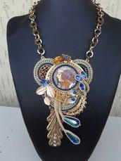 Collana Byzantine di Alfons Mucha