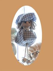 Bambolina alla Lavanda Miss Patty