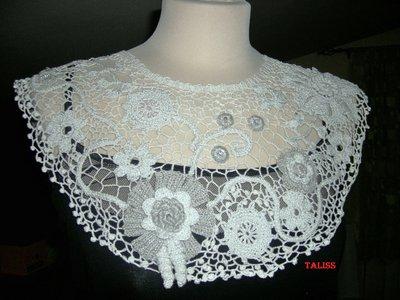 colletto per abito (44-46)