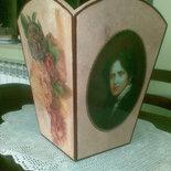 contenitore in legno