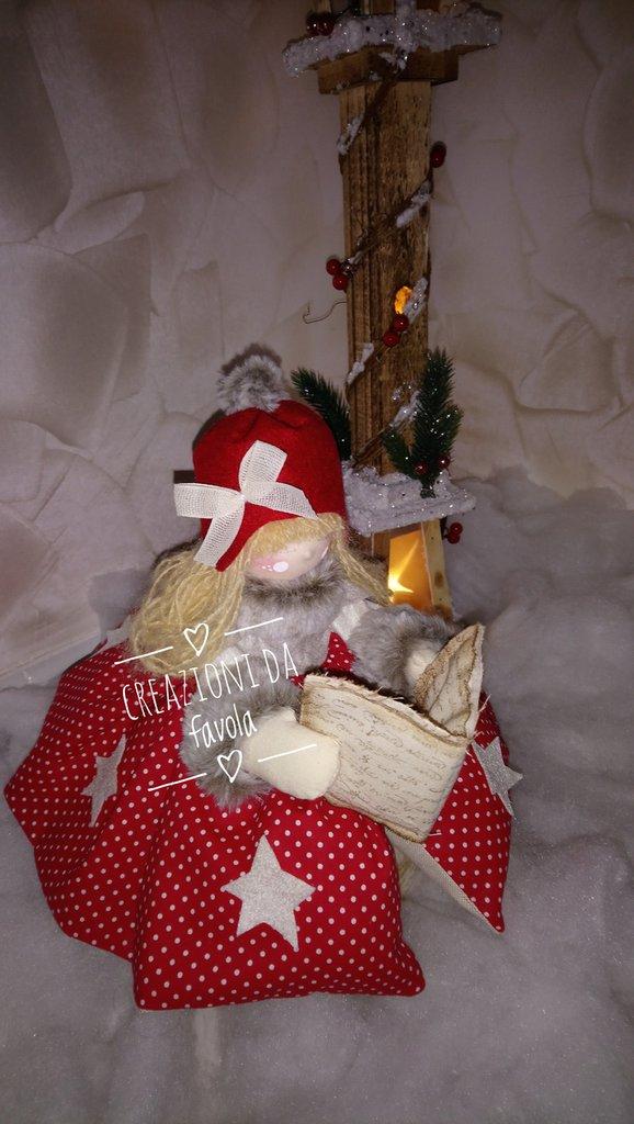 Cantore natalizio Abby