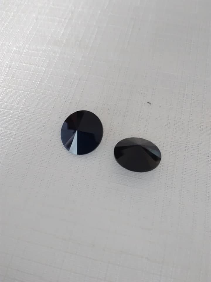 RIVOLI 1122    16 mm,    Cristalli Swarovski