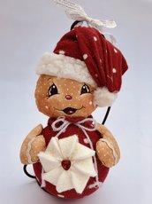 Natale - pallina di Natale Gingerbread