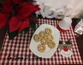 Tovaglietta natalizia con renna