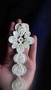 Croce stilizzata Natalizia