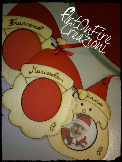 Decorazioni Natalizie 94.Decorazioni Natalizie Portafoto Feste Natale Di Artonfire Cre Su Misshobby
