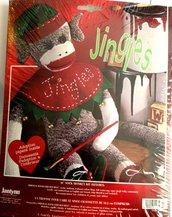 Scimmietta Jingles - Pupazzo