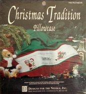 Sacco Natale - Kit Punto Croce