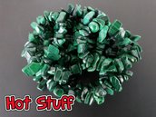 (10g) Malachite Chips naturale (5-9mm)