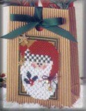 Pacchetto Babbo Natale - Kit con perline