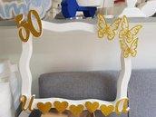 Cornice Selfie Booth polistirolo per la tua festa