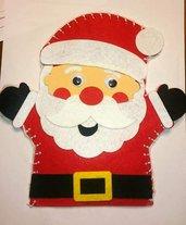 Set marionette natalizie