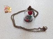Collana rosa incantata 🌹