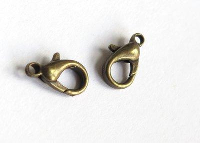 6 Chiusure per collane e braccialetti FER 41