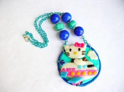 Collana con Hello Kitty