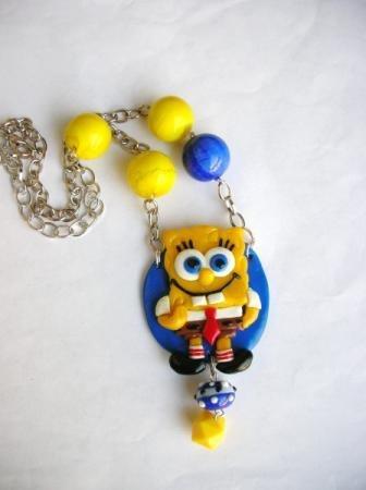 Collana con Spongebob