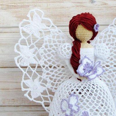 schema uncinetto angelo
