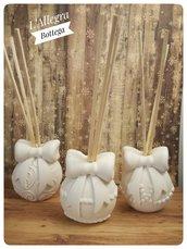 Profumatore in gesso -elefante idea regalo per Natale