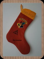 Calza natalizia Harry Potter