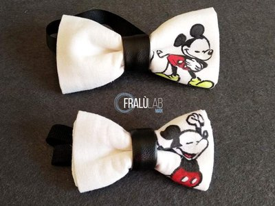 Mickey Mouse -Papillon