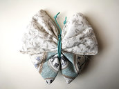 """Sacchettino profumato alla Lavanda a forma di Farfalla """"Lally"""""""