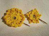 Coppia forcine fiore #2