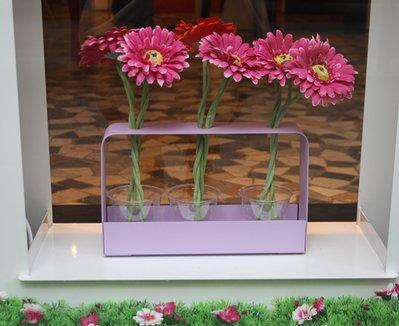 HoleInOne - Allegro porta fiori (Caoscreo)