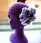 Hyperbolic Purple Hat