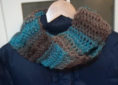 Scaldacollo sciarpa  scarf uomo donna scaldacollo regalo