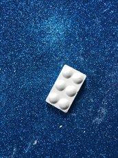 Lego  gesso ceramico profumato per il fai da te
