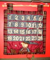 Calendario dell' Avvento - SUPER OFFERTA