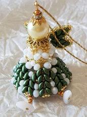 Torna alle inserzioni Decorazione per Albero angelo Maziel – Linea decorazioni per Albero idee regalo,fatto a mano, natale,gift ideas, handmade, christmas,