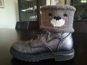 SCALDAMUSCOLI per stivali modello TEDDY BEAR