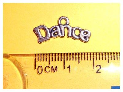 "4 ciondoli ""Dance"""