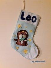 Calza per Leo