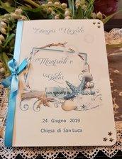 Libretto Messa Matrimonio linea mare