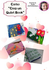 """Corso """"Crea Un Quiet Book"""""""