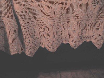 coperta uncinetto - pezzo unico
