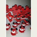 Cupcake primo compleanno minnie